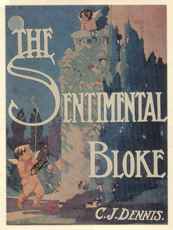 Sentimental Bloke cover