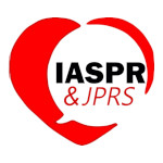 The journal logo: a red heart surrounding the text IASPR & JPRS